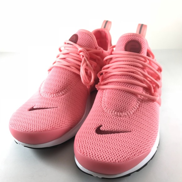 info for b7368 23fb5 Nike Air Presto Shoes Bright Melon Pink White